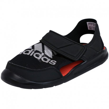 Chaussures Noir Flexzee C Garçon Adidas
