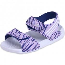 Sandales Blanc Akwah 9 Fille Adidas