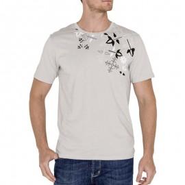Tee Shirt TILARA gris Homme Oxbow
