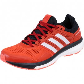 Chaussures Rouge Supernova Glide 8 Running Homme Adidas