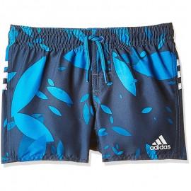 Short de Bain 3SCEl marine Natation Garçon Adidas