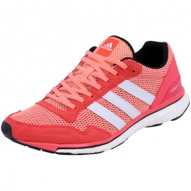 Chaussures Orange Adizero Adios 3 Running Femme Adidas
