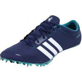 Chaussures Bleu Adizéro Prime SP Athlétisme Garçon/Homme Adidas