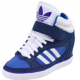Chaussures Bleu Amberlight Up Femme Adidas