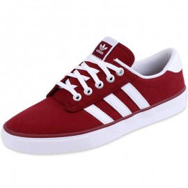 Chaussures Rouge Kiel Homme Adidas