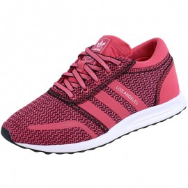 Chaussures Rose Los Angeles Femme Adidas