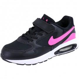 Chaussures Noir Air Max Fille Nike