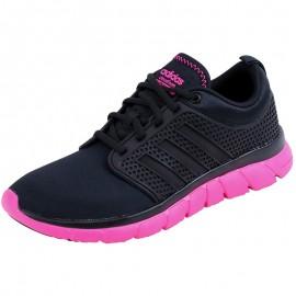Chaussures Noir Cloudfoam Groove Femme Adidas