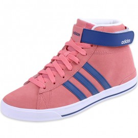 Chaussures Montante Rose Daily Twist Femme Adidas