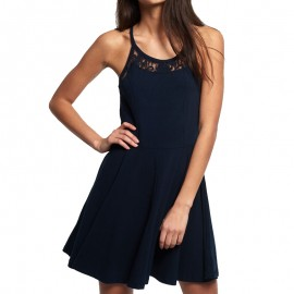 Robe Bleu Cali Dream Cami Dress Femme Superdry