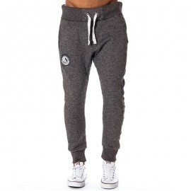 Pantalon Jogging Gris Master Brand Jogger Homme Superdry