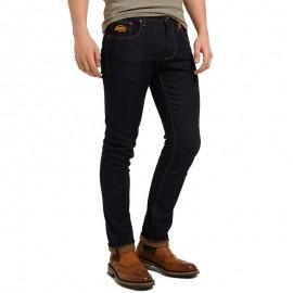 Pantalon Jean Bleu Corporal Slim Homme Superdry