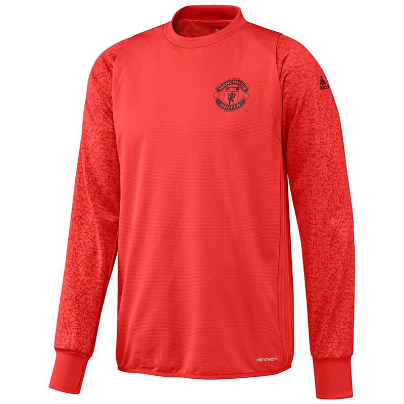 sweat manchester united 2016 2017 football homme adidas sweats. Black Bedroom Furniture Sets. Home Design Ideas