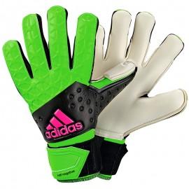 Gants Football Vert Ace Half Negative Homme Adidas