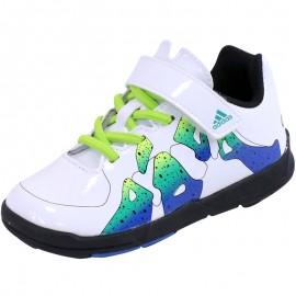 Chaussures Blanc X Garçon Adidas