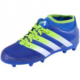 Chaussures Bleu Ace 16.3 Primemesh FG/AG Enfant Adidas