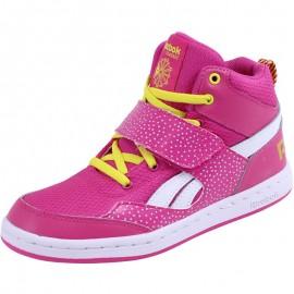 Chaussures Motante Rose Mission Fille Reebok