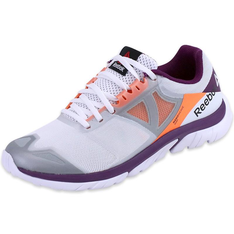 Chaussures Gris Zstrike Running Femme Reebok Chaussures de running