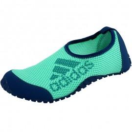 Chaussures Bleu Vert Kurobe K Garçon Adidas