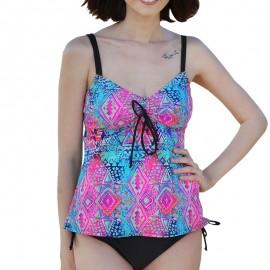 Maillot de bain Tankini Femme vert Sun project