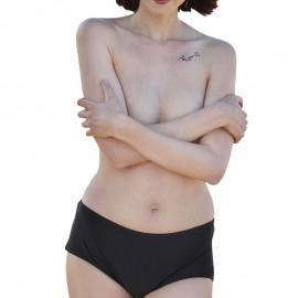 Culotte Maillot de bain noir Femme Sun project