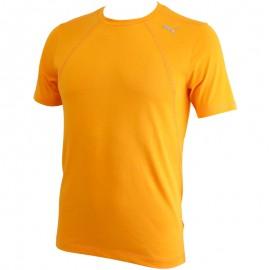 Tee Shirt Orange Entrainement Puma