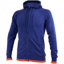 Veste à Capuche Bleu Sport Essentials Entrainement Homme Asics