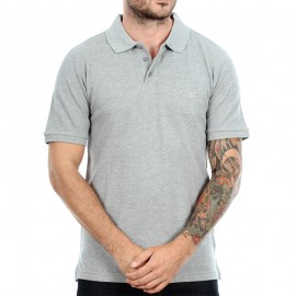 Polo Gris Holborn Homme DC Shoes
