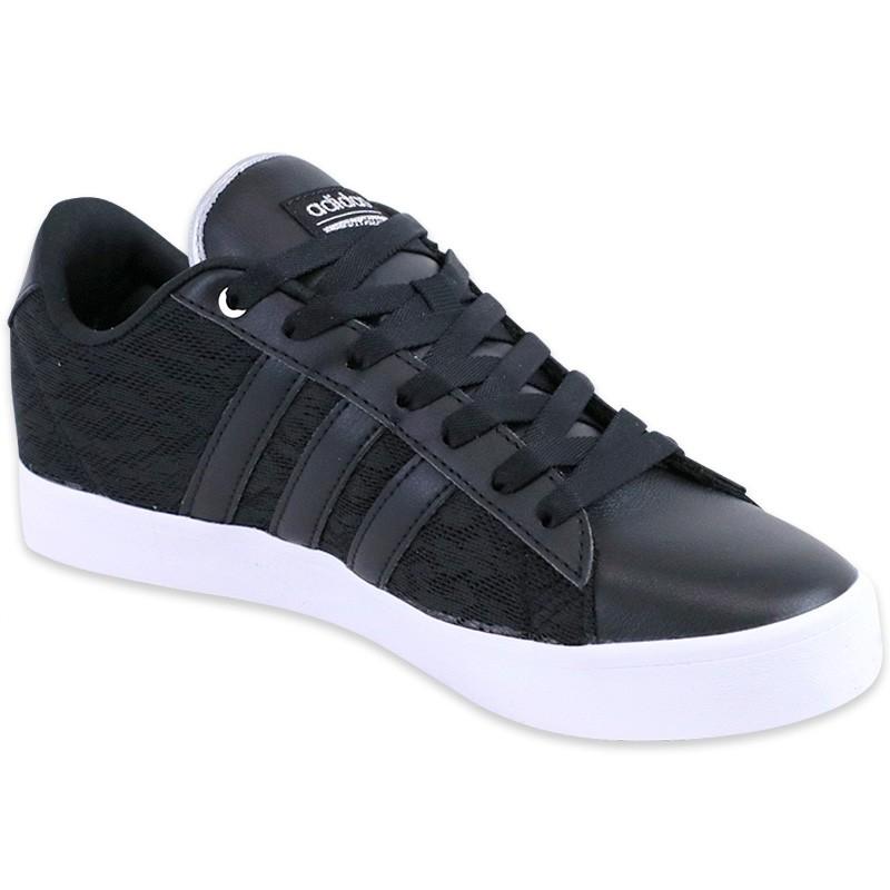 Chaussures Femme AdidasBaskets Daily Qt Noir Lx Cloudfoam X0PNZwknO8