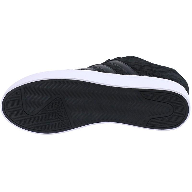 Chaussures Noir Cloudfoam Daily QT LX Femme Adidas Baskets