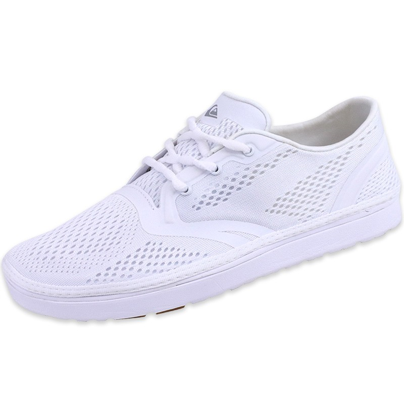 aa251df62ef Chaussures Blanc AG47 Amphibian Homme Quicksilver - Baskets