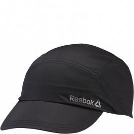 Casquette Microfibre Running noir Homme Reebok