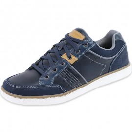 Chaussures Bleu Lanson Rometo Homme Skechers