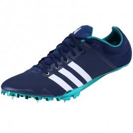 Chaussures Bleu Adizero Finesse Athlétisme Homme Adidas