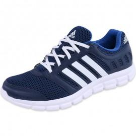 Chaussures Bleu Breeze 101 Running Homme Adidas