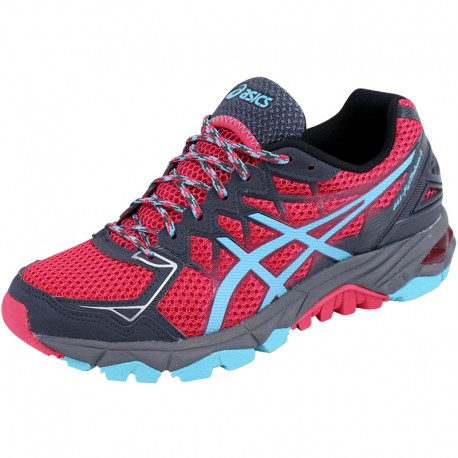 chaussures asics trabuco femme