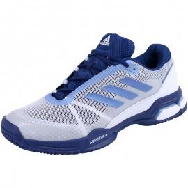 Chaussures Blanc Barricade Club Tennis Homme Adidas
