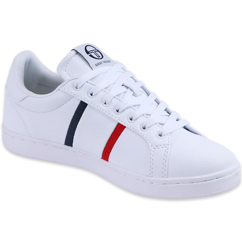 chaussures blanc nizza flag homme sergio tacchini baskets. Black Bedroom Furniture Sets. Home Design Ideas