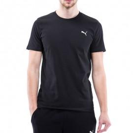 Tee shirt Homme noir Puma