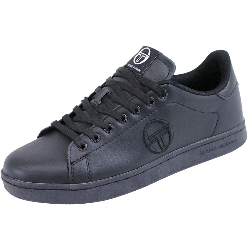 chaussures noir gran torino homme sergio tacchini baskets. Black Bedroom Furniture Sets. Home Design Ideas