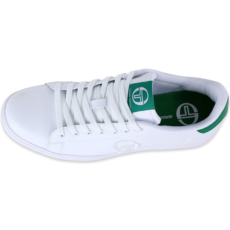 chaussures blanc gran torino homme sergio tacchini baskets. Black Bedroom Furniture Sets. Home Design Ideas
