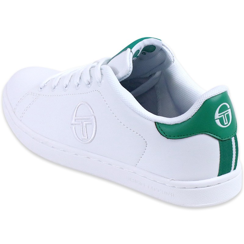 chaussures blanc gran torino femme sergio tacchini baskets. Black Bedroom Furniture Sets. Home Design Ideas