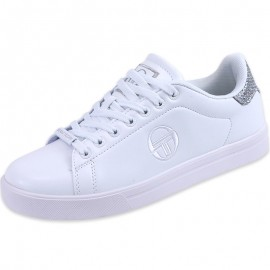 Chaussures Blanc GT Forher Femme Sergio Tacchini