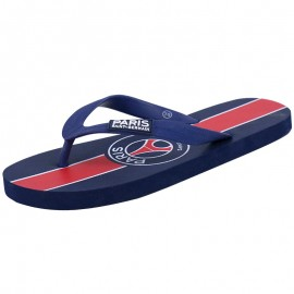 Tong Bleu Paris Saint Germain Football Femme PSG