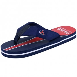 Tongs Bleu Paris Saint Germain Football Garçon/FIlle PSG