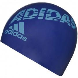 Bonnet de bain Silicone bleu Natation Garçon Adidas