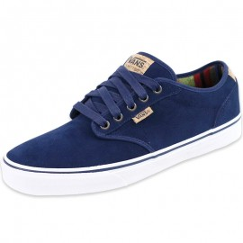 Chaussures Bleu Atwood Deluxe Homme Vans