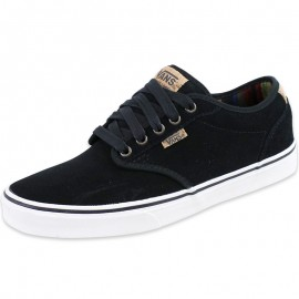 Chaussures Noir Atwood Deluxe Homme Vans