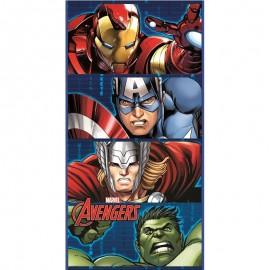 Serviette de Plage Avengers Marvel Managal