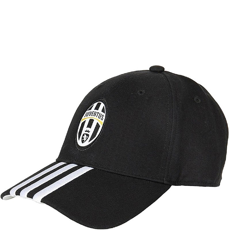 casquette juventus de turin noir football homme adidas. Black Bedroom Furniture Sets. Home Design Ideas